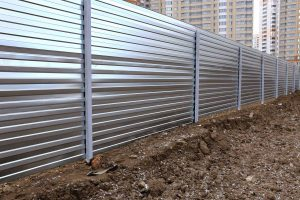 commercial fence installation in las vegas nevada