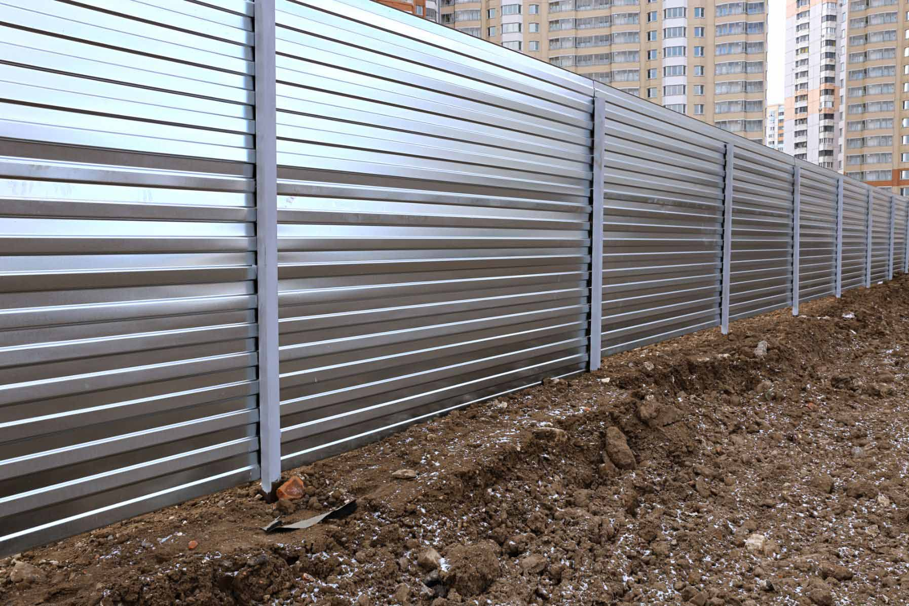 Commercial Fence Installation in Primm, Nevada